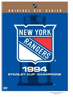 1994 Stanley Cup Champions (15 Disc Set) DVD