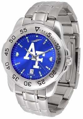 Air Force Sport Anonized Men's Steel Band Watch