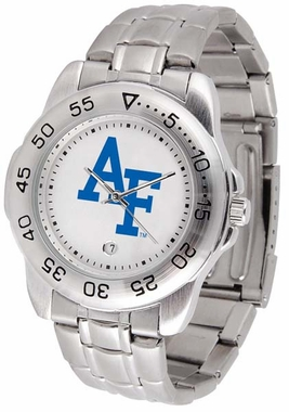 Air Force Sport Men's Steel Band Watch