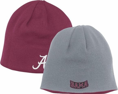 Alabama Adidas Reversible Knit Hat