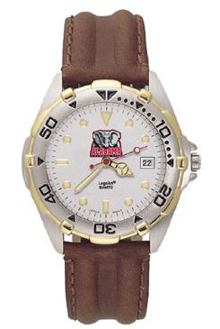 Alabama All Star Mens (Leather Band) Watch