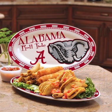 Alabama Ceramic Platter