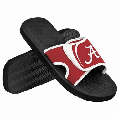 Alabama Crimson Tide 2013 Shower Slide Flip Flop Sandals