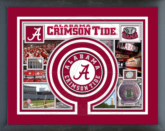 alabama crimson tide home decor alabama crimson tide. Black Bedroom Furniture Sets. Home Design Ideas
