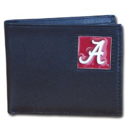 Alabama Leather Bifold Wallet (F)