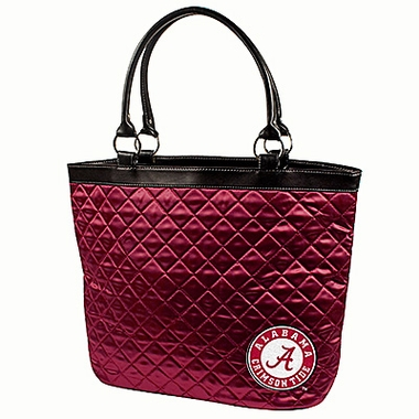 Alabama Quilted Tote
