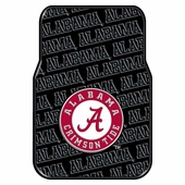 University of Alabama Auto Accessories