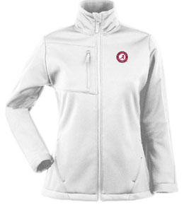 Alabama Womens Traverse Jacket (Color: White) - Large