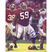 University of Alabama Autographed