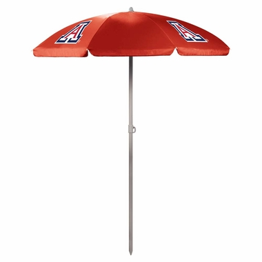 Arizona Beach Umbrella (Red)