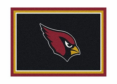 "Arizona Cardinals 3'10"" x 5'4"" Premium Spirit Rug"