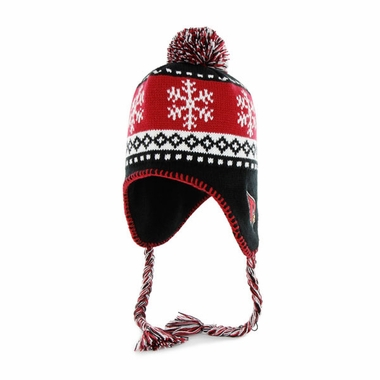 Arizona Cardinals Abomination Tassel Knit Hat
