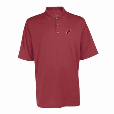 Arizona Cardinals Mens Exceed Polo (Color: Red)