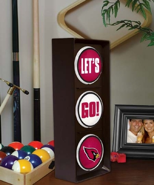 Arizona Cardinals Flashing Stop Light