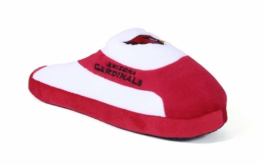 Arizona Cardinals Unisex Low Pro Slippers - Small