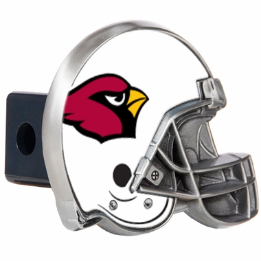 Arizona Cardinals Metal Helmet Trailer Hitch Cover