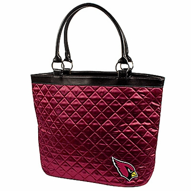 Arizona Cardinals Quilted Tote