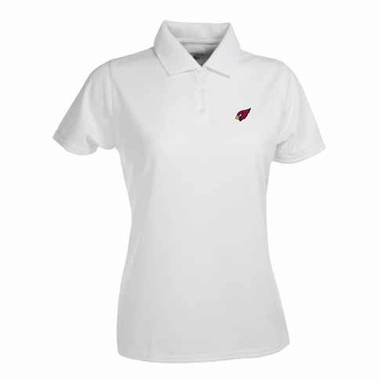 Arizona Cardinals Womens Exceed Polo (Color: White)