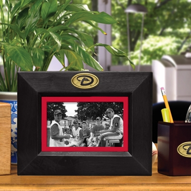 Arizona Diamondbacks BLACK Landscape Picture Frame