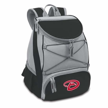 Arizona Diamondbacks PTX Backpack Cooler (Black)