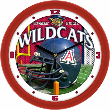Arizona Helmet Wall Clock