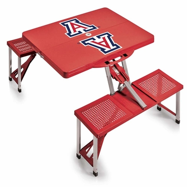 Arizona Picnic Table (Red)