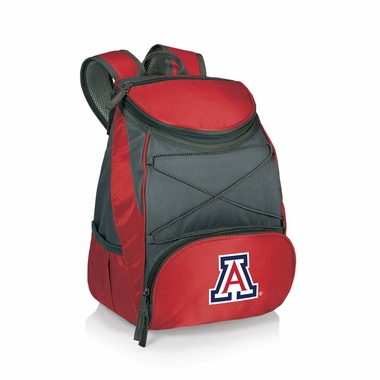 Arizona PTX Backpack Cooler (Red)
