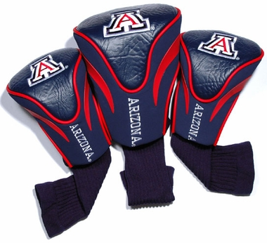 Arizona Set of Three Contour Headcovers