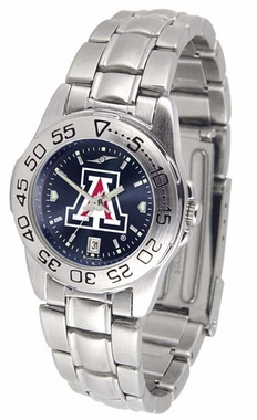 Arizona Sport Anonized Women's Steel Band Watch