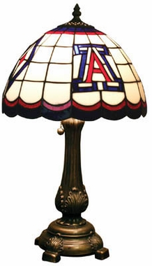 Arizona Stained Glass Table Lamp
