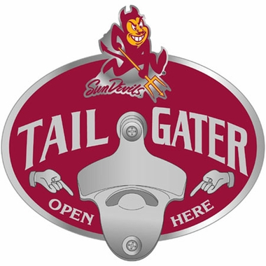 Arizona State Bottle Opener Hitch Cover