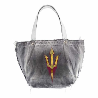 Arizona State Vintage Tote (Black)