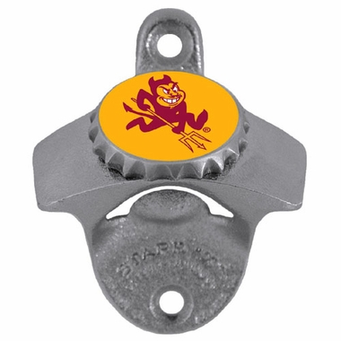Arizona State Wall Mount Bottle Opener (F)
