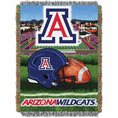 Arizona Woven Tapestry Blanket