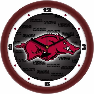 Arkansas Dimension Wall Clock