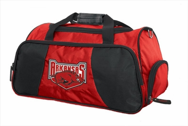 Arkansas Athletic Duffel
