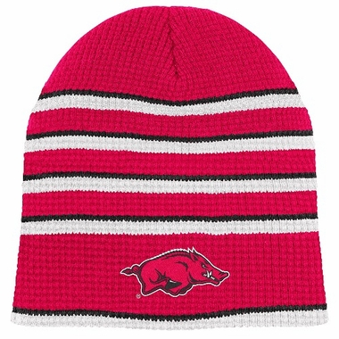 Arkansas Replay Thermal Cuffless Knit Hat