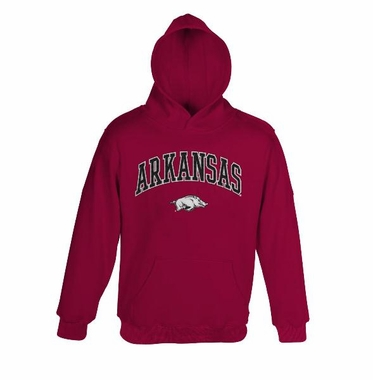 Arkansas YOUTH Hooded Sweatshirt
