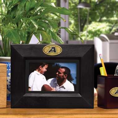 Army BLACK Landscape Picture Frame