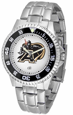 Army Competitor Men's Steel Band Watch