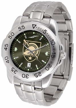 Army Sport Anonized Men's Steel Band Watch