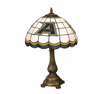 Army Stained Glass Table Lamp