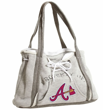 Atlanta Braves Property of Hoody Purse