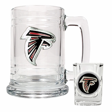 Atlanta Falcons Boilermaker Set