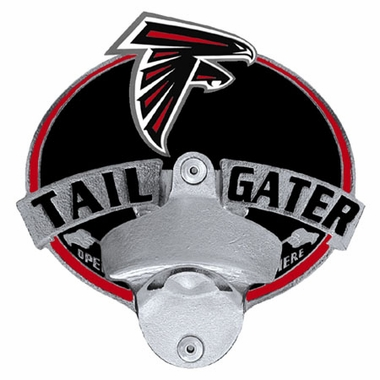 Atlanta Falcons Bottle Opener Hitch Cover