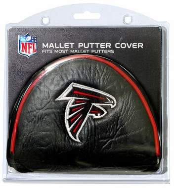 Atlanta Falcons Mallet Putter Cover