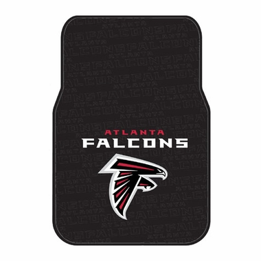 Atlanta Falcons Set of Rubber Floor Mats