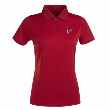 Atlanta Falcons Womens Exceed Polo (Color: Red)