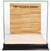 Atlanta Hawks Display Cases
