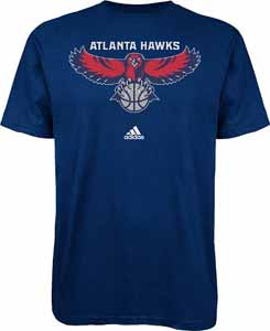 Atlanta Hawks Primary Logo T-Shirt - X-Large